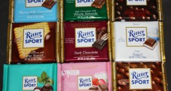 Ritter-Sport: New (and Old?) Chocolate Bars FTW