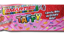 Smarties Strawberry Taffy: Thanks (for not) Giving (me any in the future)