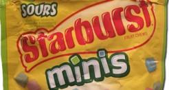 Starburst Minis Sours: Unwrapped!