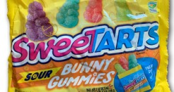 Sweetarts Sour Gummy Bunnies