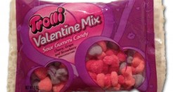 Trolli Valentine Mix: Sour Gummi Candy be Dandy