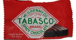 Tobasco Brand Spicy Chocolate: Hells Yes