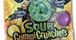 Trolli Sour Gummy Crunchers: Not a Match Made in Heaven
