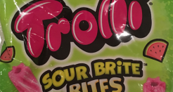 """New"" Trolli Sour Brite Bites, Bite"