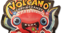 Volcano Popping Candy: Stop & Pop these Bad Boys