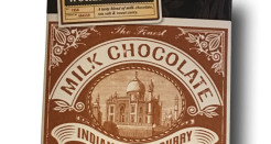 World Market Milk Chocolate with Indian Curry. Yes, You're Reading this Right.