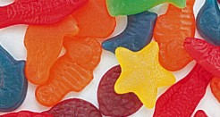 Swedish Fish: It's The Aqua Life