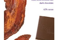 Mo's Dark Bacon Bar: Chocolate, Meet Swine