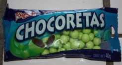 Chocoretas: Mexi Candy Hint o' Minty