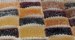 Cranberry Sweets Pates De Fruits