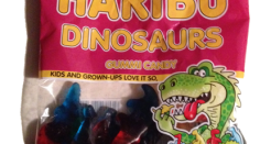 Haribo Dinosaurs: Can we take a little credit here?