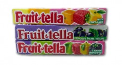 Fruit-tella: a Starburst by another name