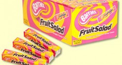 UK Sweets – The Fruit Salad Days