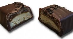 Superb Salted Peanut Caramel Chocolate Bar: Indeed