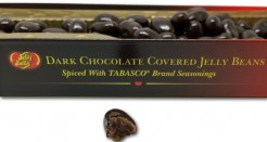 Jelly Belly Dark Chocolate Covered Tobasco Flavored Beans