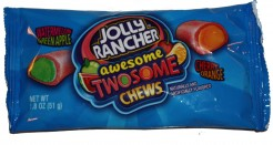 Jolly Rancher Awesome Twosome Chews: No. Na'wesome.
