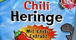 Katjes Chile Heringe: Umm …. I f*&^ing LOVE these