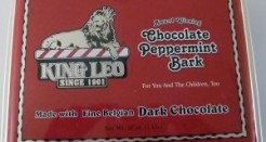 King Leo's Peppermint Bark Moves Me