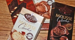 Camille Bloch Mousse: Serious Eurostyle Chocolates