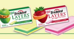 Auce or Whatev?  Sweetness or FAIL?  Trident Layers.