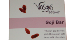 Vosges Goji Bar: Tibetan Berries and Himalayan Salt at a K-Mart Near You!