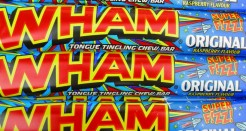UK Sweets – Wham Bam No Thank You Maam