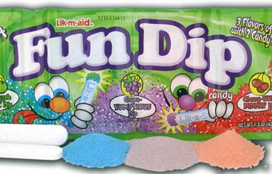 Wonka Fun Dip.