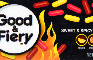 Good & Fiery.  Flame On…