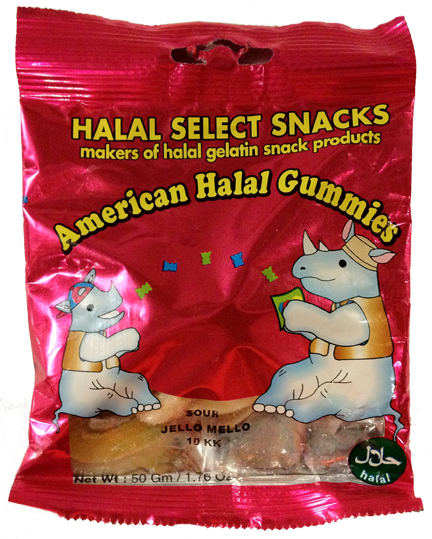 American Halal Gummies: I'm still scared to eat these
