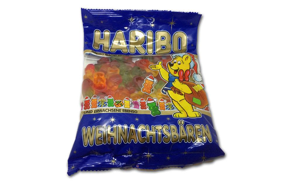 Haribo Christmas Bears