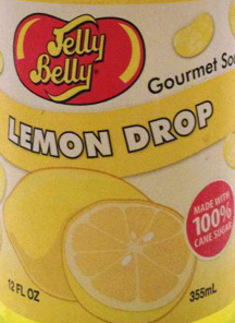 Jelly Belly Soda: Dare I say one of the best ever?