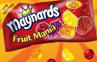 Maynards Fruit Mania – Calm down, Junior.