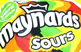 "Maynards Sours make me go all like ""whoah"" and ""damn!"""
