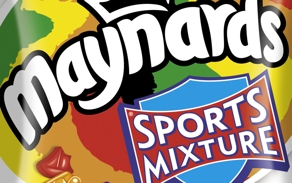 Maynards Sports Mixture – Ugly Candy Needs Eating Too.