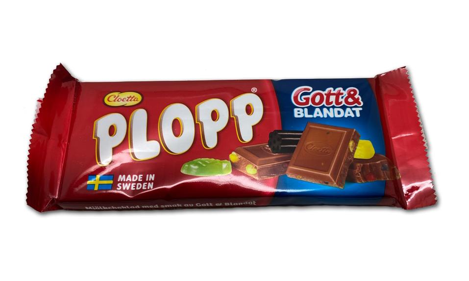 Plopp Bar. Yeah.