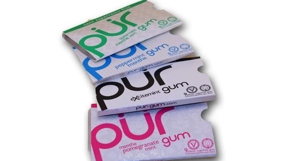 Pur Gum – It's Kicks Ass…partame