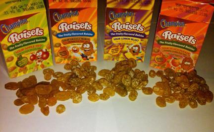 Raisels Such A Weird Name Such High Hopes Candy Gurus