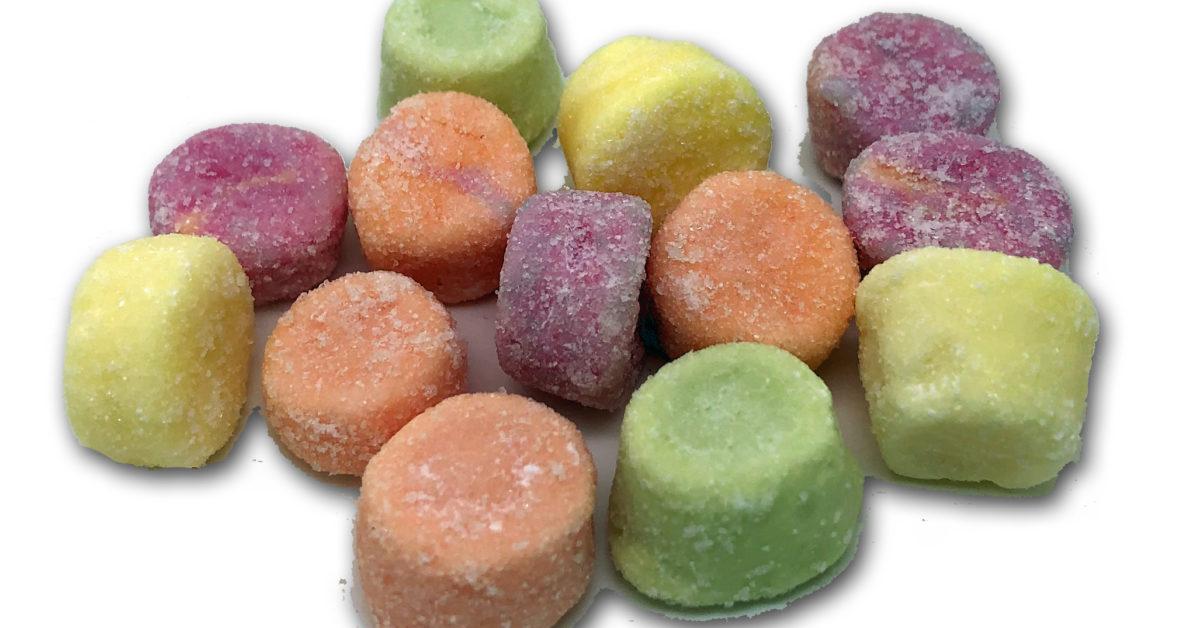 Barratt Refreshers Softies Minis