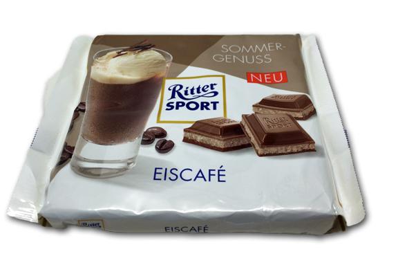 Ritter Ice Cream Parlor: Coffee Cream (Eiscafe)