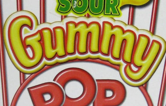Sour Gummy Pop Corn is Seriously Freaking Me Out, Man