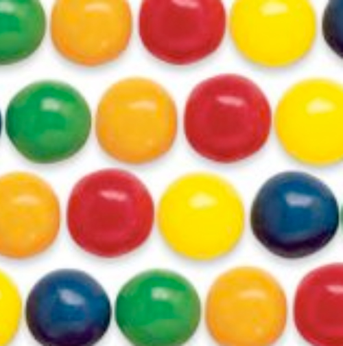 Jelly Belly Fruit Sour - sour balls