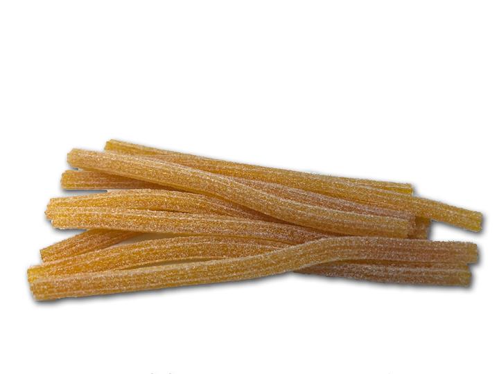 Dorval Sour Power Straws Mango