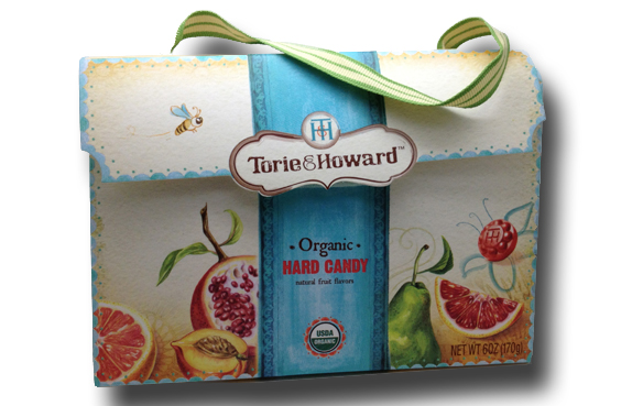Torie & Howard Organic Hard Candies : Something Very Different