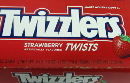 Twizzlers – The best, shittiest candy around!