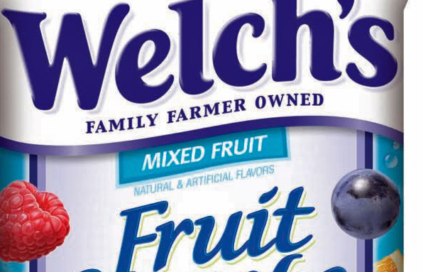 Fruit Snacks Welch on the Promise of Flavor